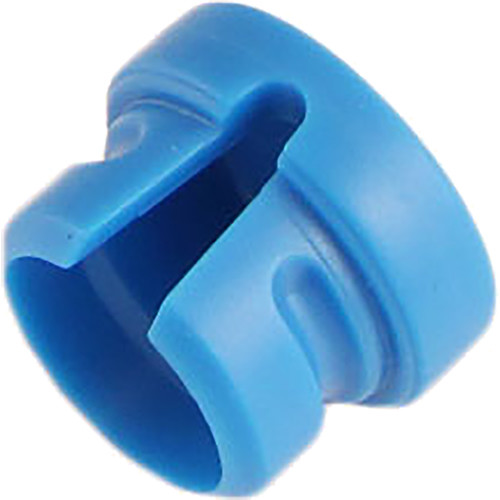 Cable Techniques Cap for Low-Profile XLR Connector (Blue)