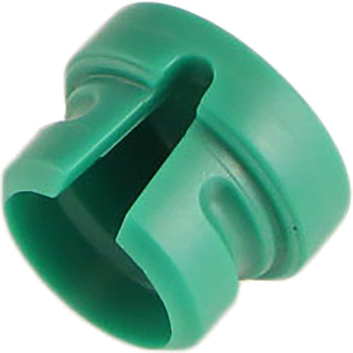 Cable Techniques Cap for Low-Profile XLR Connector (Green)
