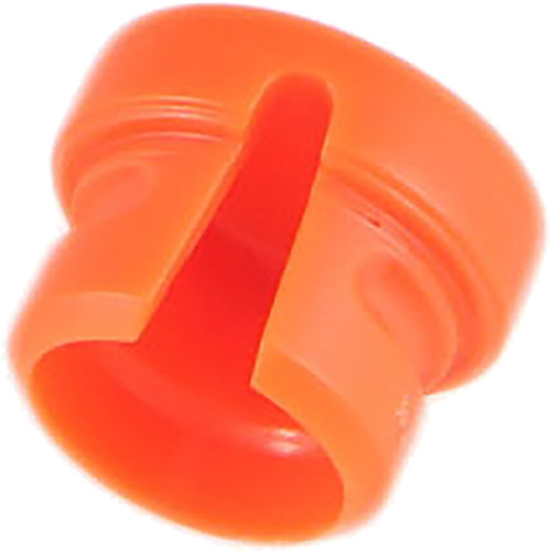 Cable Techniques Cap for Low-Profile XLR Connector (Orange)