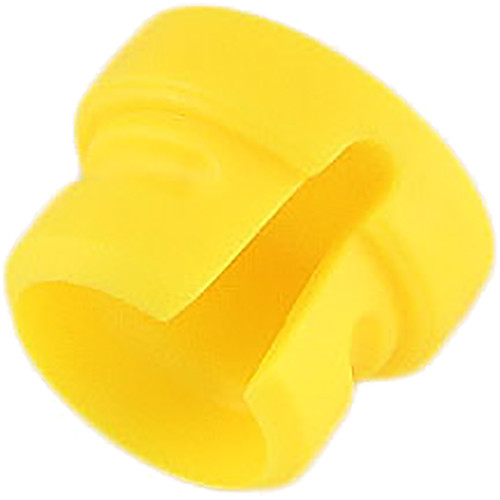 Cable Techniques Cap for Low-Profile XLR Connector (Yellow)
