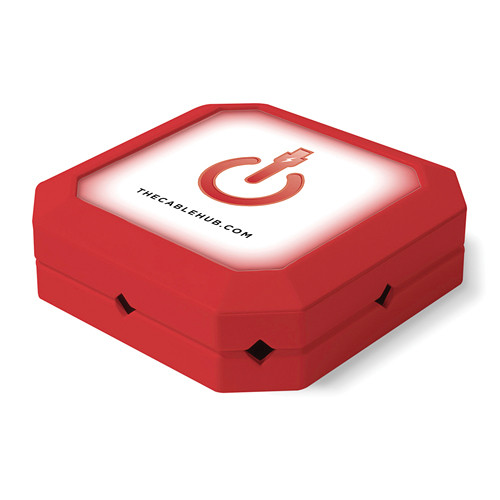 CableHub Square CableHub (Red)