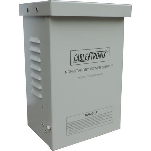 CableTronix 60/90 VAC CATV Power Supply
