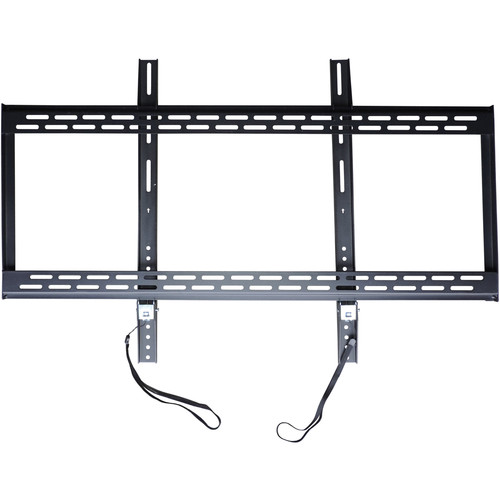 "CableTronix Wall Mount for 60-100"" Flat Screen TV/Monitors (Up to 220 lb)"