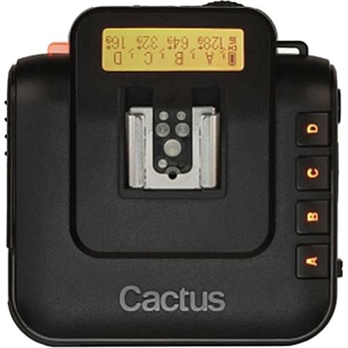Cactus Wireless Flash Transceiver V6