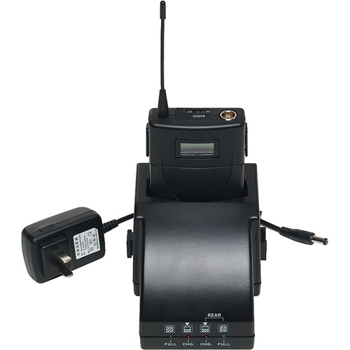 CAD BPC1 Drop-In Battery Charger For WX155 Bodypack Transmitter