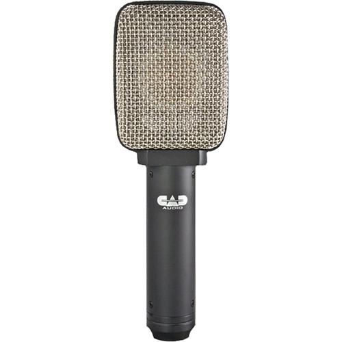 cad d80 large diaphragm moving coil dynamic microphone d80 b h. Black Bedroom Furniture Sets. Home Design Ideas