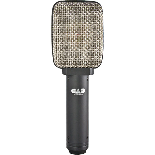CAD D82 Moving Ribbon Figure-of-Eight Microphone