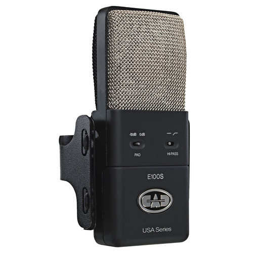 CAD E100S Microphone and Acousti-Shield 32 Enclosure Kit