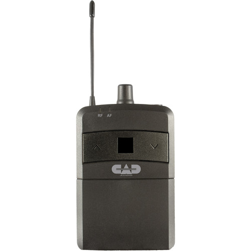 CAD Bodypack For Stagepass IEM Wireless System