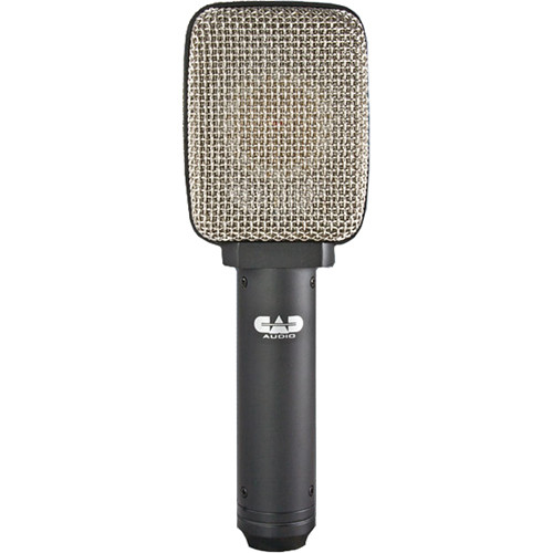 CAD Large Diaphragm Cardioid Dynamic D80 with D82, and D84 Microphone Kit