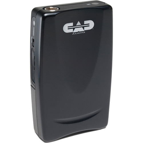 CAD StagePass TX1210 Bodypack Transmitter