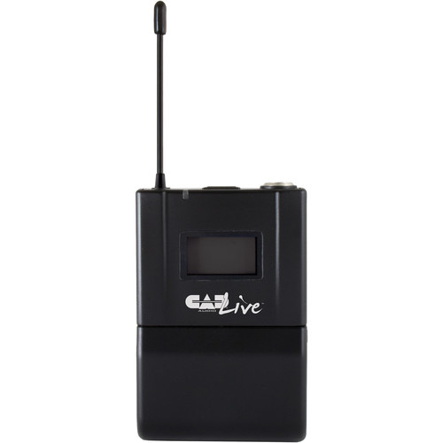 CAD TX3010 CADLive 3000 Series Bodypack Transmitter