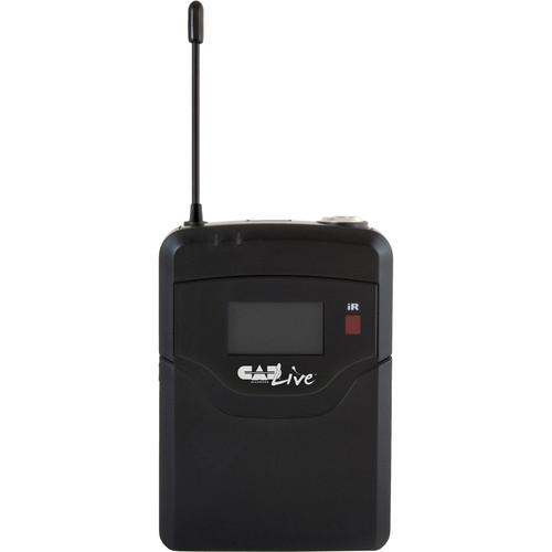 CAD TX4010 CADLive 4000 Series Bodypack Transmitter