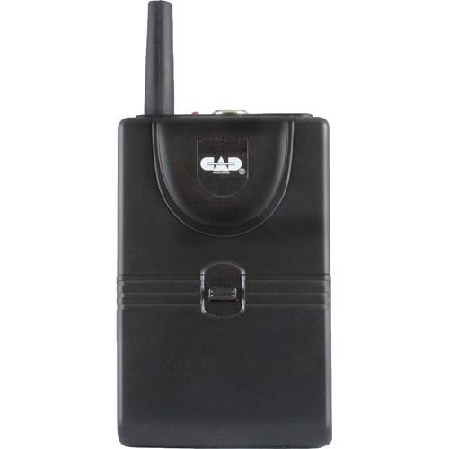 CAD TXBGXLU UHF Bodypack Transmitter for GXLU Wireless System (Frequency L)
