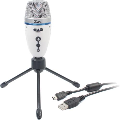 CAD Zoe USB Microphone