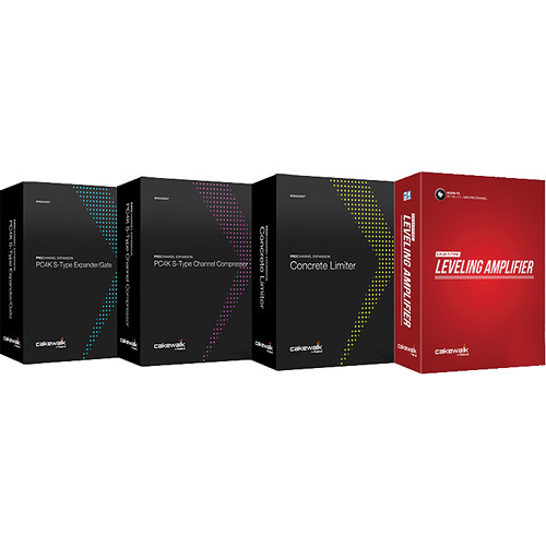 Cakewalk ProChannel Pack - ProChannel Modules Bundle (Download)