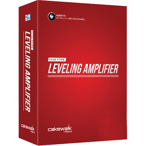 Cakewalk CA-2A T-Type Leveling Amplifier - Dynamics Plug-In