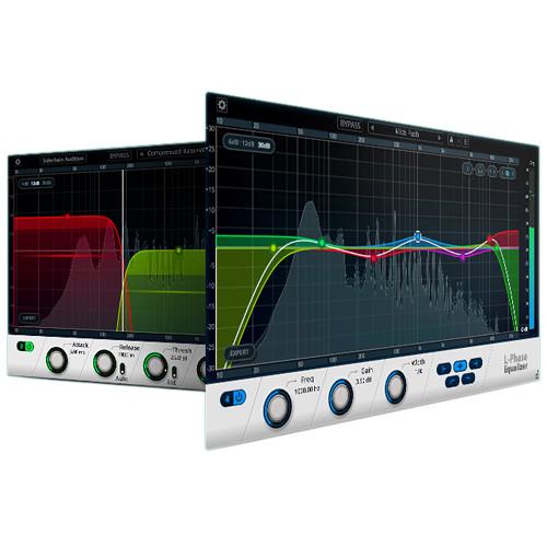 Cakewalk L-Phase Equalizer and L-Phase Multiband Mastering Equalizer and Compressor Plug-Ins (Download)