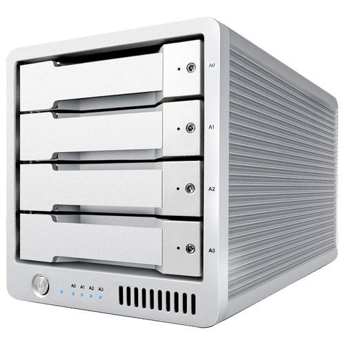 CalDigit T4 24TB Thunderbolt 2 RAID Array (4 x 6TB)