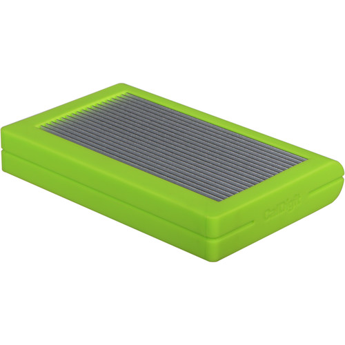 CalDigit 2TB Tuff USB 3.1 Type-C External Hard Drive (Green)