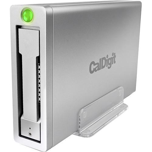 CalDigit AV Pro 2 Storage Hub with 2TB HDD