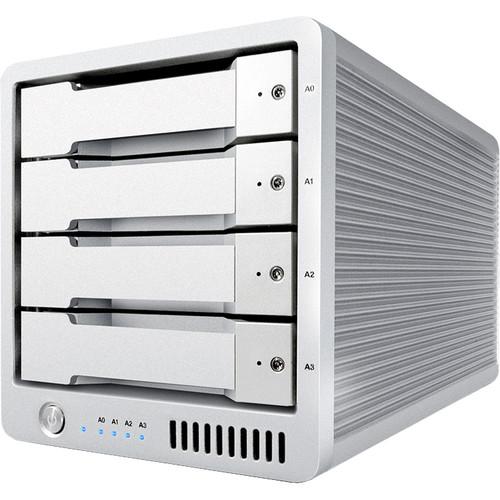 CalDigit T4 32TB Thunderbolt 3 RAID Array