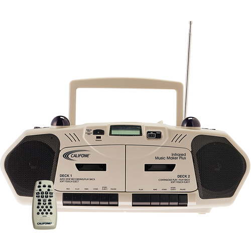 Califone Infrared Music Maker Plus Multimedia Player
