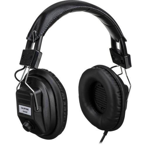 Califone 3068AV Switchable Stereo/Mono Headphone