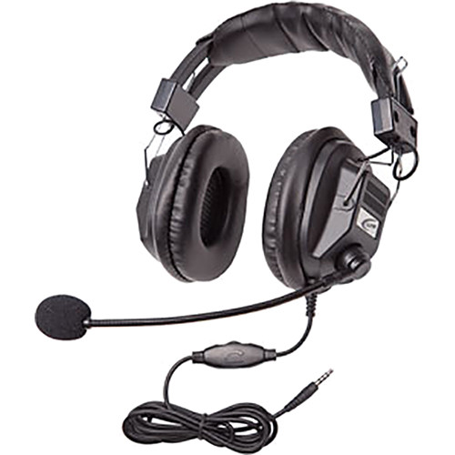 Califone 3068-Style Headset with To-Go Plug