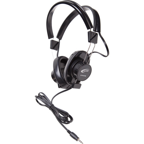 Califone 610 Binaural Headphones (Black)