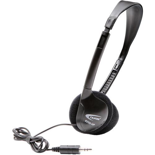 Califone Digital Stereo Wired Headphones