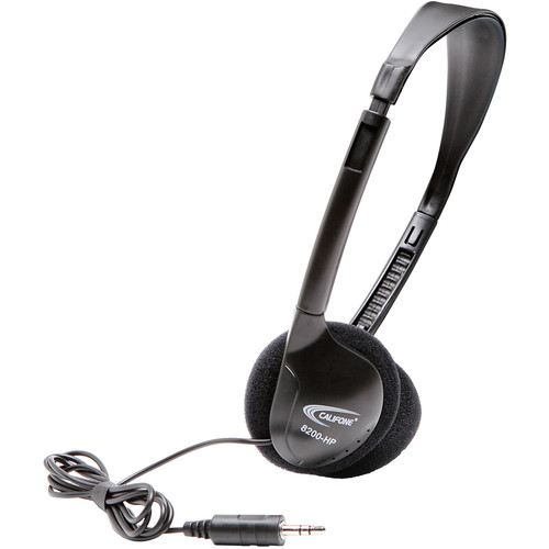 Califone Digital Stereo Wired Headphones