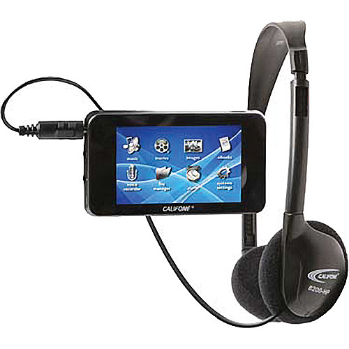 Califone MP4 Player/Recorder