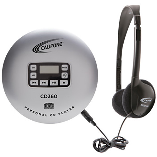 Califone Personal CD Player