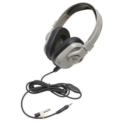 Califone HPK-1040 Titanium Series Headphones