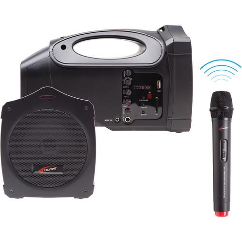 Califone PA219 Wireless Megaphone with Microphone