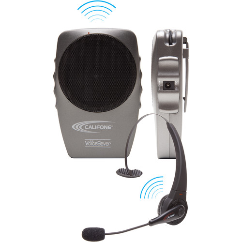 Califone PA283 Bluetooth VoiceSaver PA System