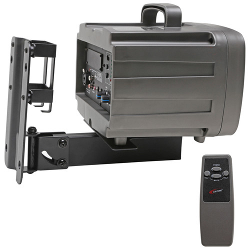 Califone PA310W PresentationPro Speaker and Mounting Bracket Kit