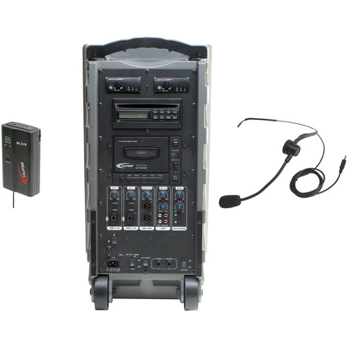Califone PA919M PowerPro Portable PA System