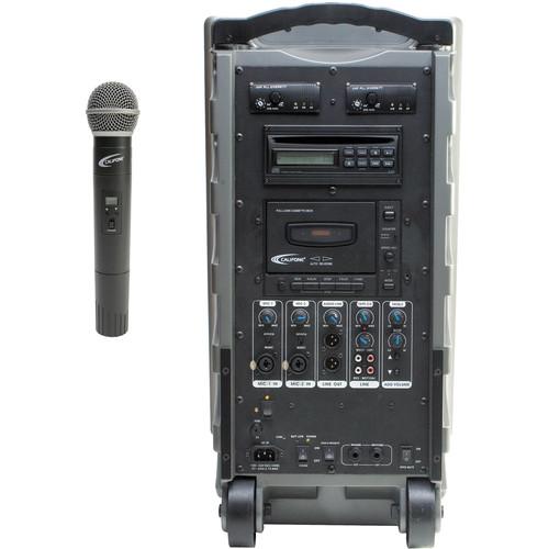 Califone PA919Q PowerPro Portable PA System