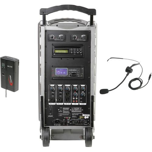 Califone PA919SDM PowerPro SD Speaker Kit