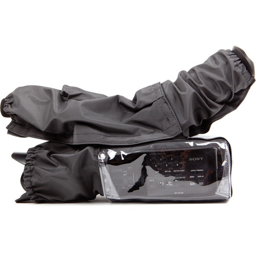 camRade Protective Rain Cover/wetSuit for the Sony NEX-FS100 Camcorder