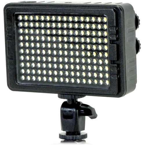 Cam Caddie LED 160 Variable Color LED Light