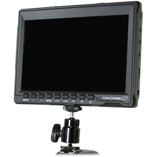"""Cam Caddie 7"""" C7 HD IPS Monitor"""