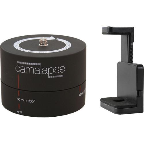 camarush Camalapse 3 with Smartphone Tripod Mount Kit