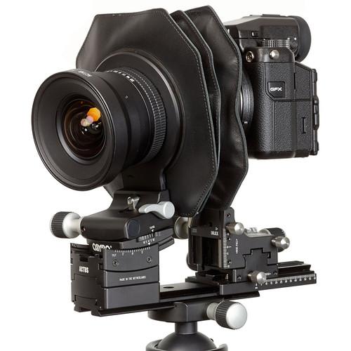 Cambo ACTUS-GFX View Camera Body with Fujifilm GFX Bayonet Mount (Black)