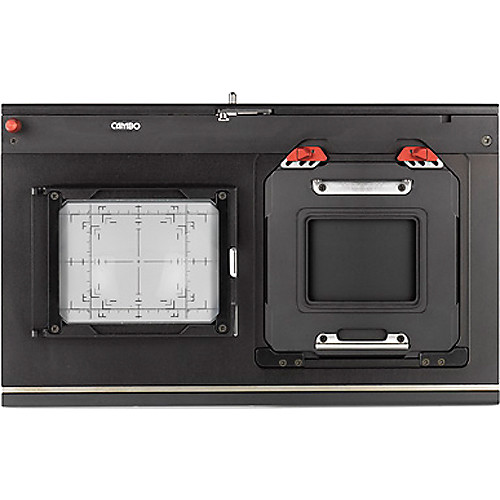 "Cambo SSLB-59 Sliding Back with Sinar 4 x 5"" Interface"