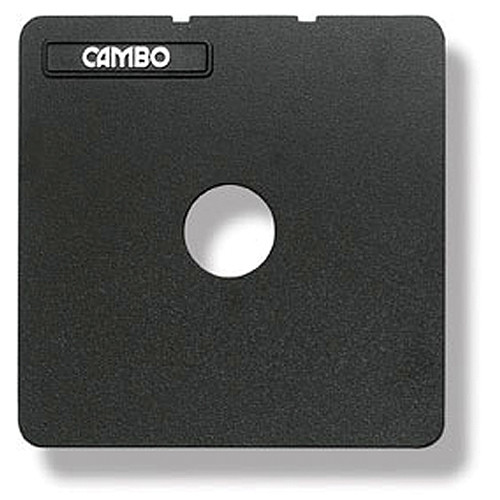 Cambo C-223 Flat Lensboard for #0 Shutter