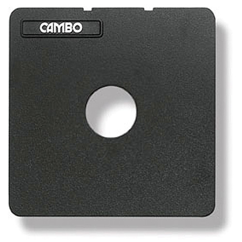 Cambo C-224 Flat Lensboard for #1 Shutter