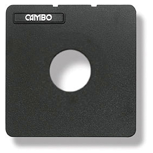 Cambo C-225 Flat Lensboard for #3 Shutter